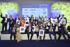 Intersolar-Award-Gewinner ausgezeichnet