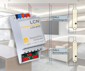 LCN-SHD – Dali mit vielen Extras