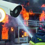 Effektiver Brandschutz durch Netzwerkkameras