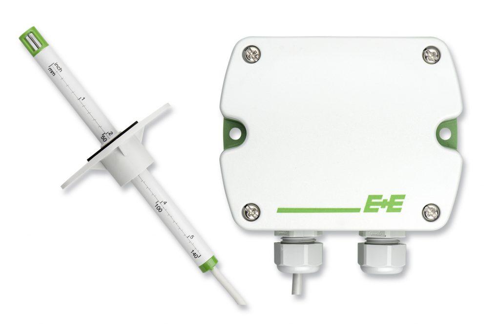 Der EE650 Strömungsmessumformer verfügt jetzt über eine RS485-Schnittstelle mit Modbus- oder BACnet-Protokoll. (Bild: E+E Elektronik GmbH)