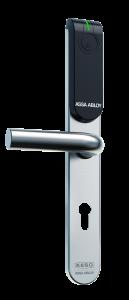 Im Gegensatz zu rein elektronischen Zutrittskontrollsystemen integriert das digitale System KESO Integra auch mechanische Schließanlagen und et sie in derselben Software ab (Bild: Assa Abloy Sicherheitstechnik GmbH)