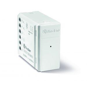 Yesly, das intelligente System zur Steuerung verschiedener Geräte im Haus kann über insgesamt vier Wege bedient werden ? drei davon via Bluetooth. (Bild: Finder GmbH)