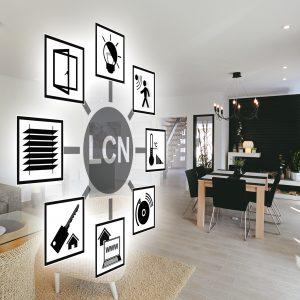 LCN als Komplettagebot für Komfort, Sicherheit und Energieeffizienz (Bild: Issendorff KG)