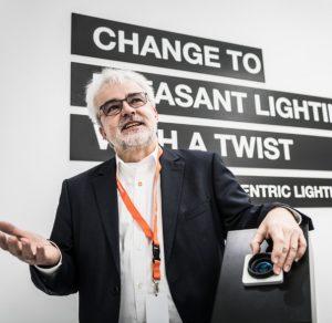 """""""Wir brauchen das richtige Licht zur richtigen Zeit für optimale Leistungsfähigkeit und Wohlbefinden"""" - Dieter Lang, Forschung und Entwicklung, Ledvance. (Bild: Ledvance GmbH)"""