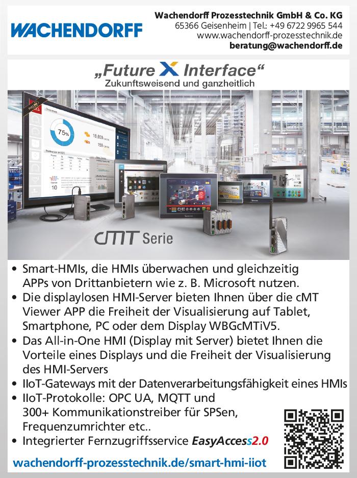 Wachendorff Prozesstechnik GmbH & Co. KG