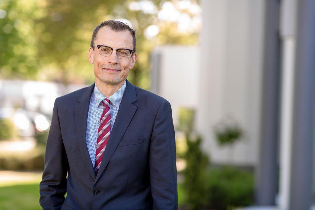 CEO Ralf Kern (Bild: Rademacher Geräte-Elektronik GmbH)