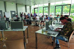 insta,luedenscheid,eNeter workshop (Bild: eNet Smart Home)