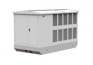 PVS980-58 ist die neueste Entwicklung in der Reihe der ABB-Wechselrichter. (Bild: ABB)