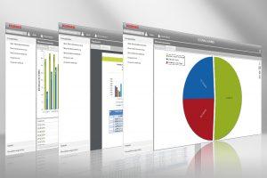 Umfangreiche Möglichkeiten zur Erstellung von Reports und Energieberichten (Bild: Iconag-Leittechnik GmbH)