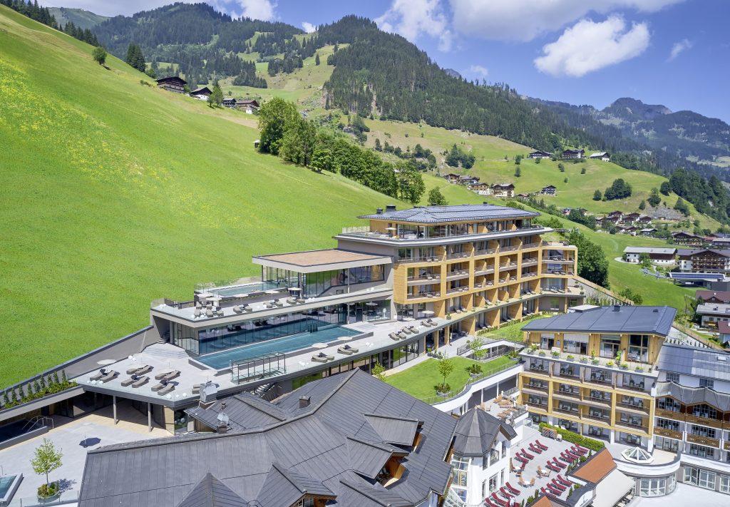 (Bild: Das Edelweiss Salzburg Mountain Resort)
