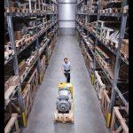 Intelligente Lichtsteuerung in Industrie und Logistik