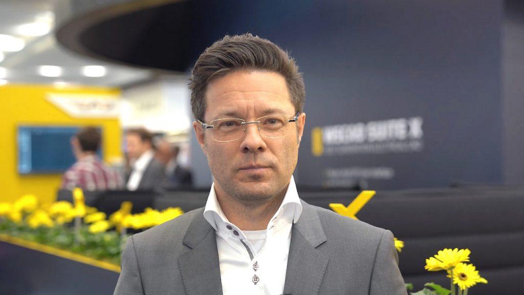 """Dr. Axel Zein, CEO WSCAD GmbH: """"Zusammen mit der Erweiterung in Polen haben wir unsere Entwicklungsmannschaft in den letzten vier Jahren verdreifacht."""" (Bild: WSCAD GmbH)"""