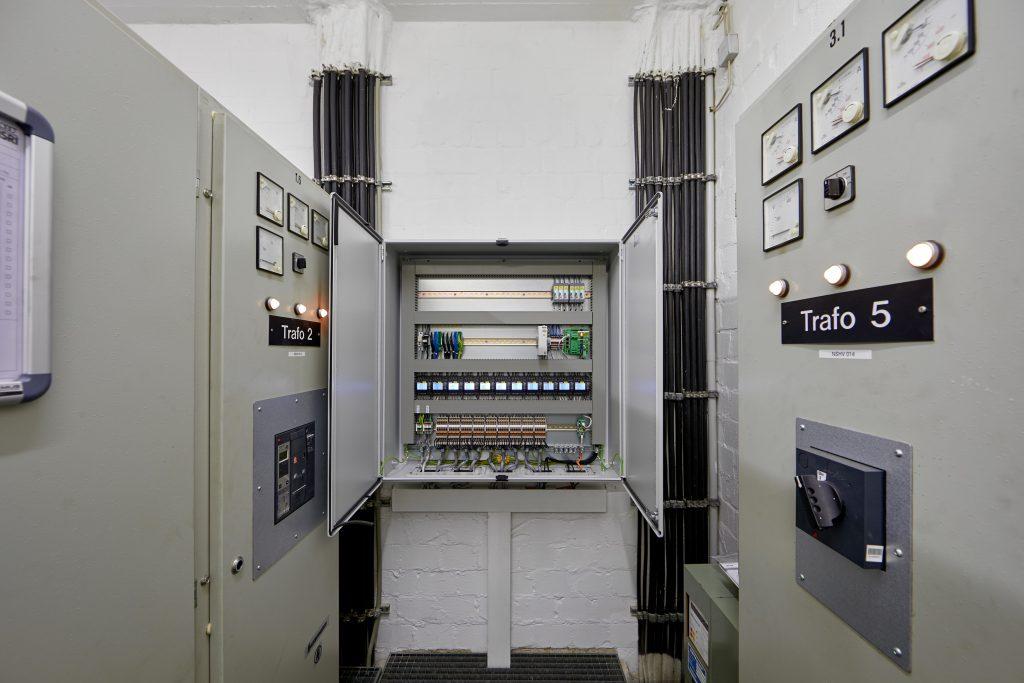 Neue Energiedatenerfassung in einer bestehenden Hauptverteilung (Bild: Phoenix Contact Deutschland GmbH)