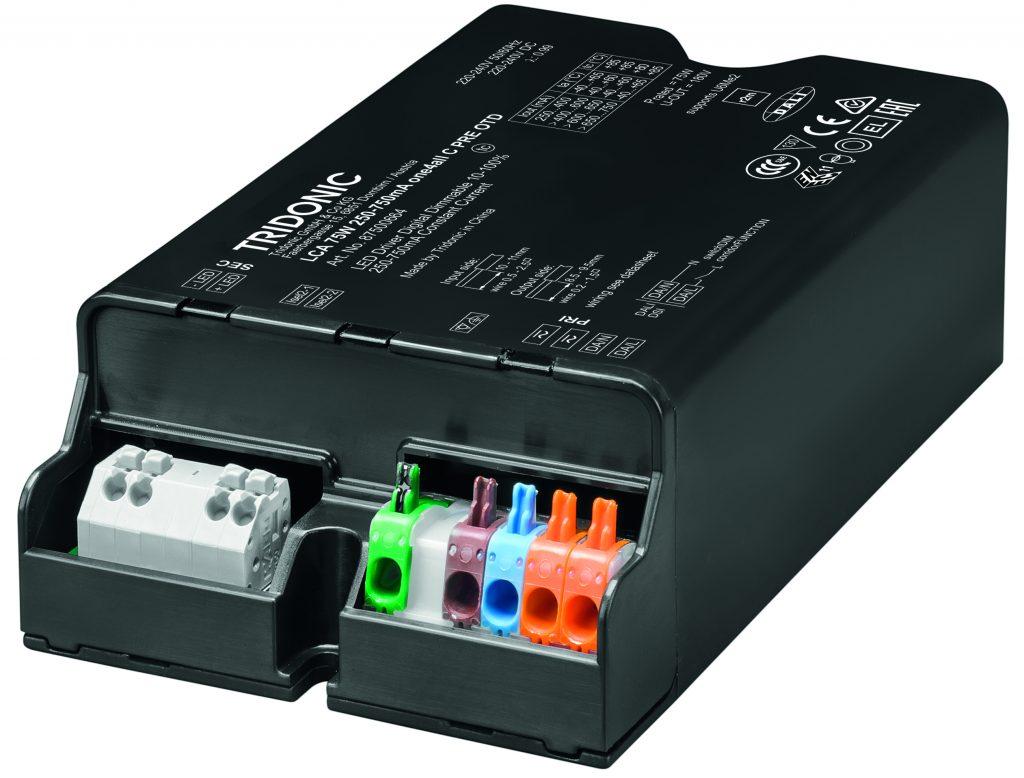 Innenbeleuchtung: DALI LED-Treiber one4all der Premium-Baureihe (Bild: Tridonic GmbH & Co. KG)