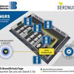 VdS-BrandSchutzTage: Telecom Behnke und Serinus bündeln Kompetenzen