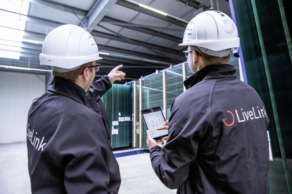 Einfach smart: TRILUX Leuchten können über das Lichtmanagementsystem LiveLink vernetzt, mit Sensoren kombiniert und in Echtzeit analysiert werden. (Bild: TRILUX GmbH & Co. KG)