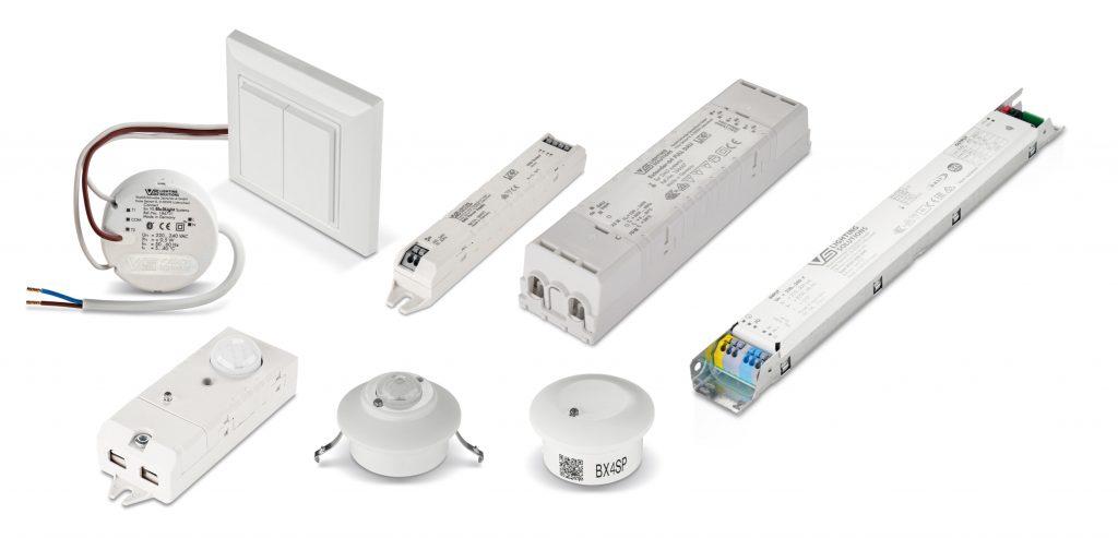Jede Leuchte, in der sich eine Blu2Light-Komponente befindet, hat zugleich eine Beacon-Funktion integriert. (Bild: Vossloh-Schwabe Deutschland GmbH)