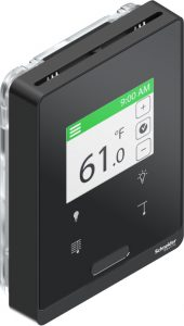 SmartX LSS Raumsensoren & Raumbediengeräte (Bild: Schneider Electric GmbH)