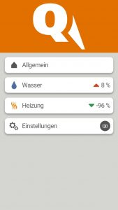 Bis 2022 will Qundis ein Portal zur Verbrauchsdatenvisualisierung umsetzen. (Bild: Qundis GmbH)