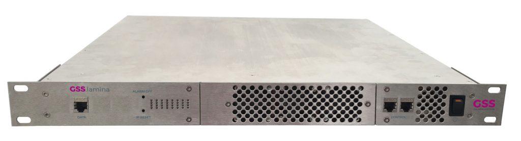 Der Multiplexer GSS.lamina MUX 1916 IPM CI ist eine Kopfstation zur Auswahl und zum Multiplexing von verschiedenen Transportströmen. (Bild: GSS Grundig Systems GmbH)
