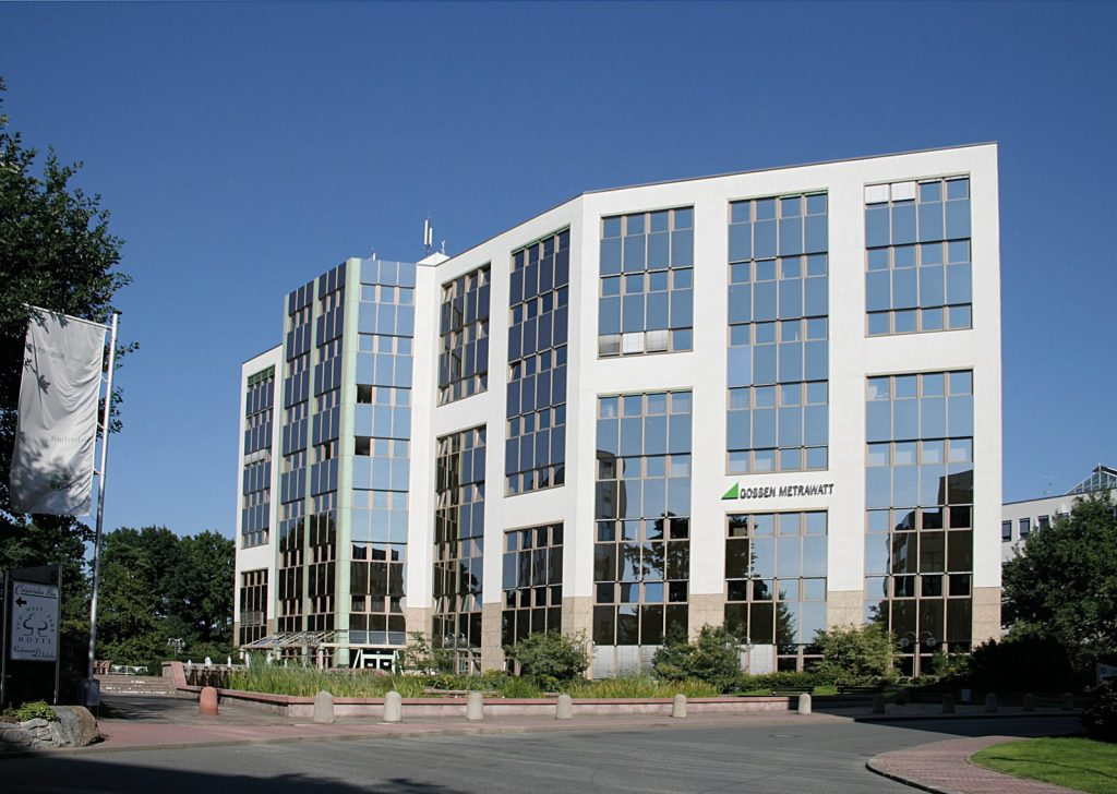 Firmenhauptsitz im Südwestpark Nürnberg (Bild: Gossen Metrawatt GmbH)