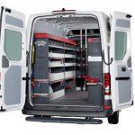 Würth und MAN kooperieren: Kastenwagen mit Fahrzeugeinrichtung