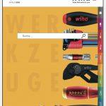 Neue Wiha-App geht online