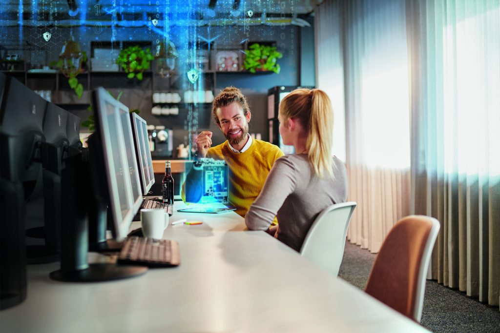 Bereits bei der Planung können anhand vordefinierter PMF-Typen gemäß IEC60364-8-1 die jeweils erforderlichen Mess- und Zusatzfunktionen ausgewählt werden. (Bild: Siemens AG)