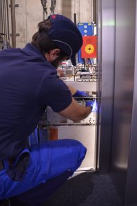 Der Liftmanager senkt Betriebskosten und steht für effektives Portfoliomanagement. (Bild: Tüv Süd Advimo GmbH)