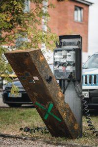 Beim Schutz der innen liegenden Bauteile ihrer Ladesysteme setzt aixACCT charging solutions auf GEOS-Leergehäuse von Spelsberg. Die Outdoorgehäuse trotzen zuverlässig und dauerhaft äußeren Einflüssen nach IP66/IP67. (Bild: Günther Spelsberg GmbH & Co. KG)