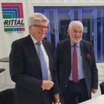 Rittal und Stulz kooperieren: Infrastrukturlösungen für Rechenzentren
