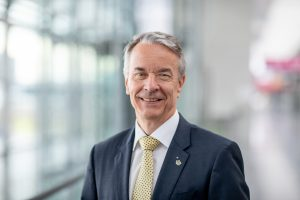 Roland Bleinroth, Geschäftsführer der Messe Stuttgart (Bild: Messe Stuttgart)