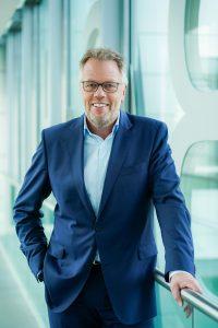 Volker Klodwig, Executive Vice President Sales BSH Home Appliances (Bild: BSH Hausgeräte GmbH)