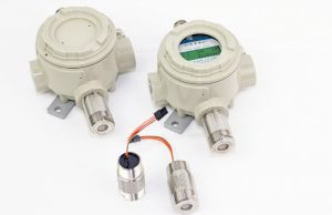 Gaswarngerät PolyXeta2 mit Sensor SX1 (Bild: MSR-Group GmbH)