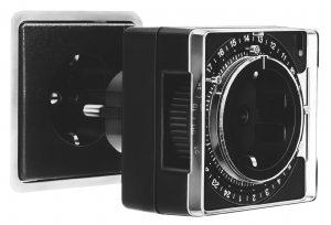 1977: Als noch niemand daran dachte, das Zuhause automatisiert und smart zu steuern, bot der theben-timer bereits die Möglichkeit, Schaltvorgänge zeitabhängig zu steuern. (Bild: Theben AG)
