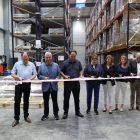 Zum 45-jährigen Jubiläum: Roth France eröffnet neues Logistikzentrum
