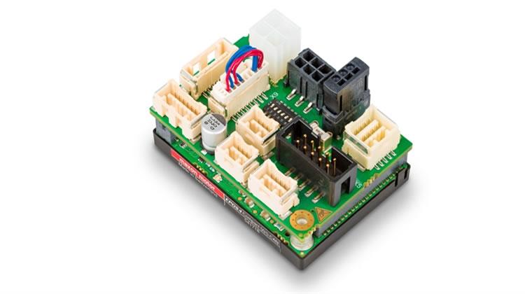Kompakte Power für Motion Control Anwendungen