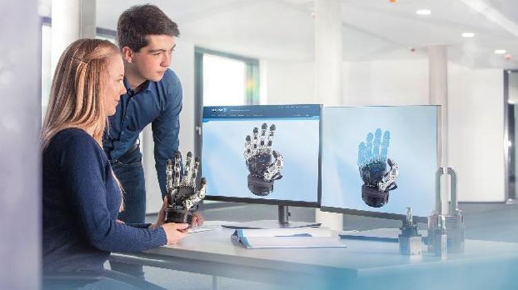 Partnerschaft zwischen Siemens PLM Software und Schunk