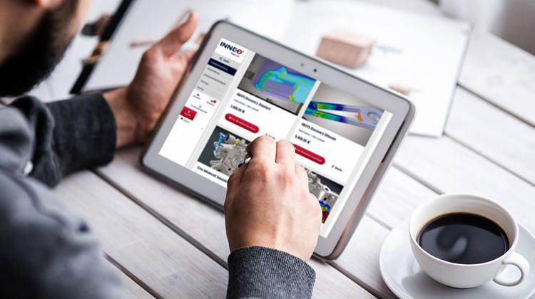 Online-Shop im B2B-Bereich