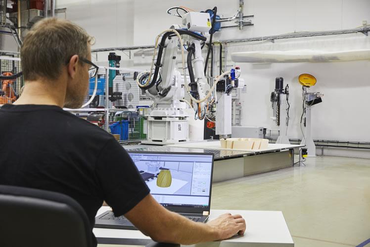 Für eine schnellere, digitale Produktion