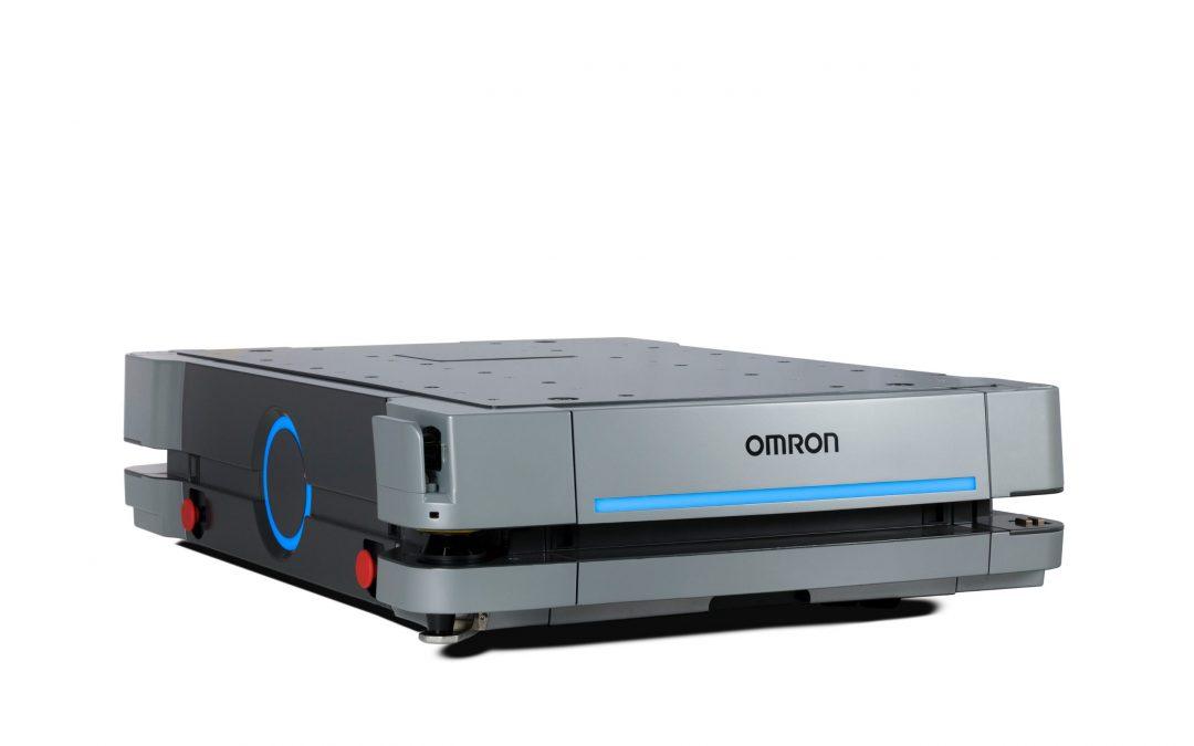 Mobiler Roboter schafft 1.500 Kilogramm