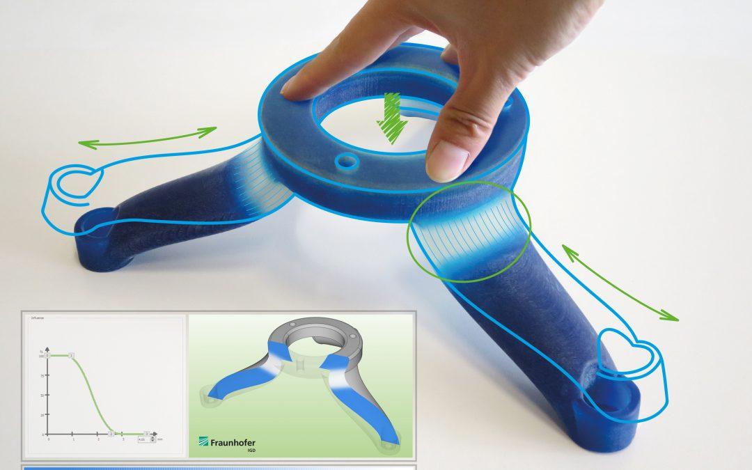 Multimaterial-3D-Druck für anspruchsvolle Designs