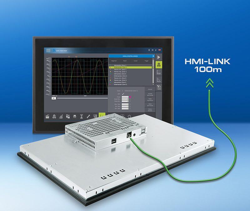 Panels mit HMI-Link für abgesetzte Lösungen