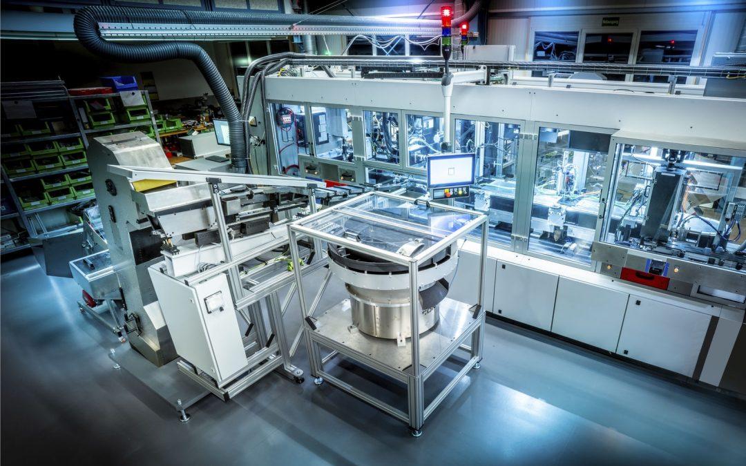 Transrapid der Automatisierung