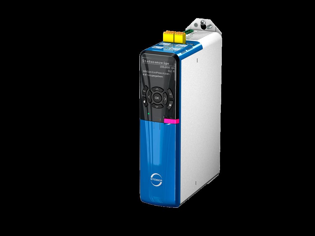 SD6 mit integriertem Sicherheitsmodul SE6 ist als flexibler Stand-Alone-Antriebsregler mit erweiterter Sicherheitstechnik ausgerichtet.