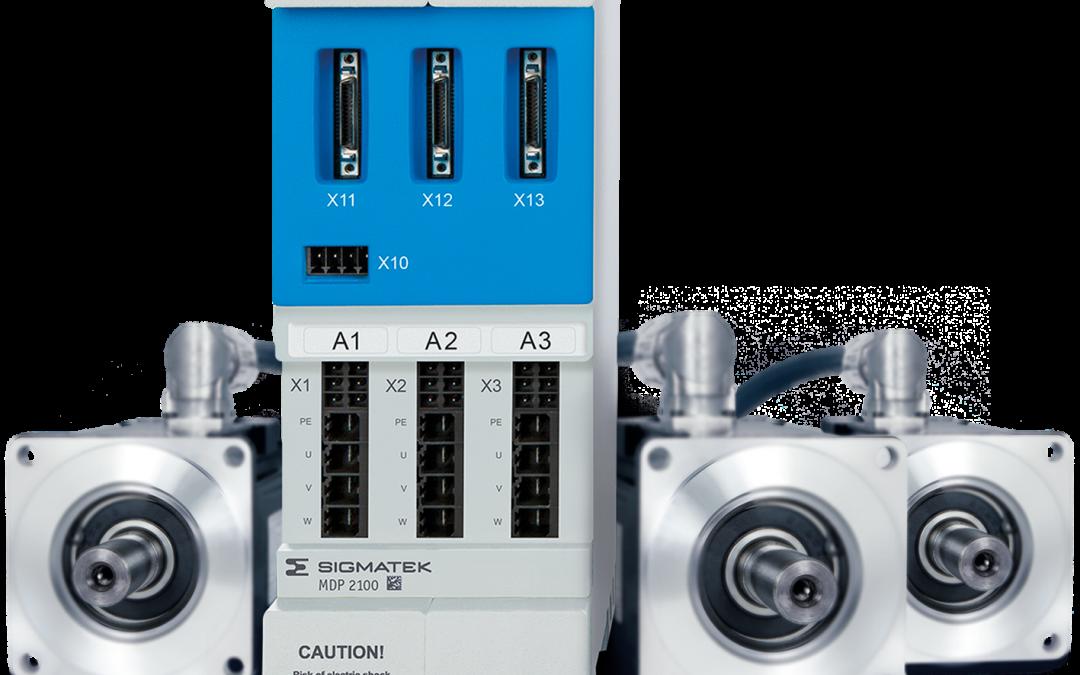 Multiachs-Servosystem mit Safety-Funktionalität