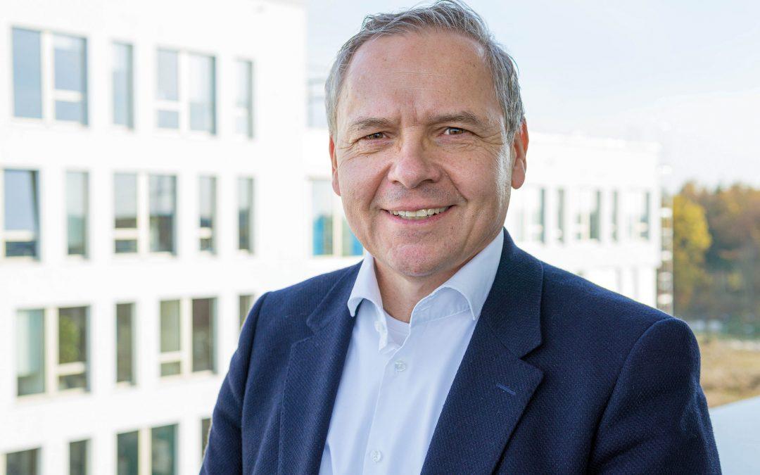 Clemens Weis ist neuer Geschäftsführer von Cideon