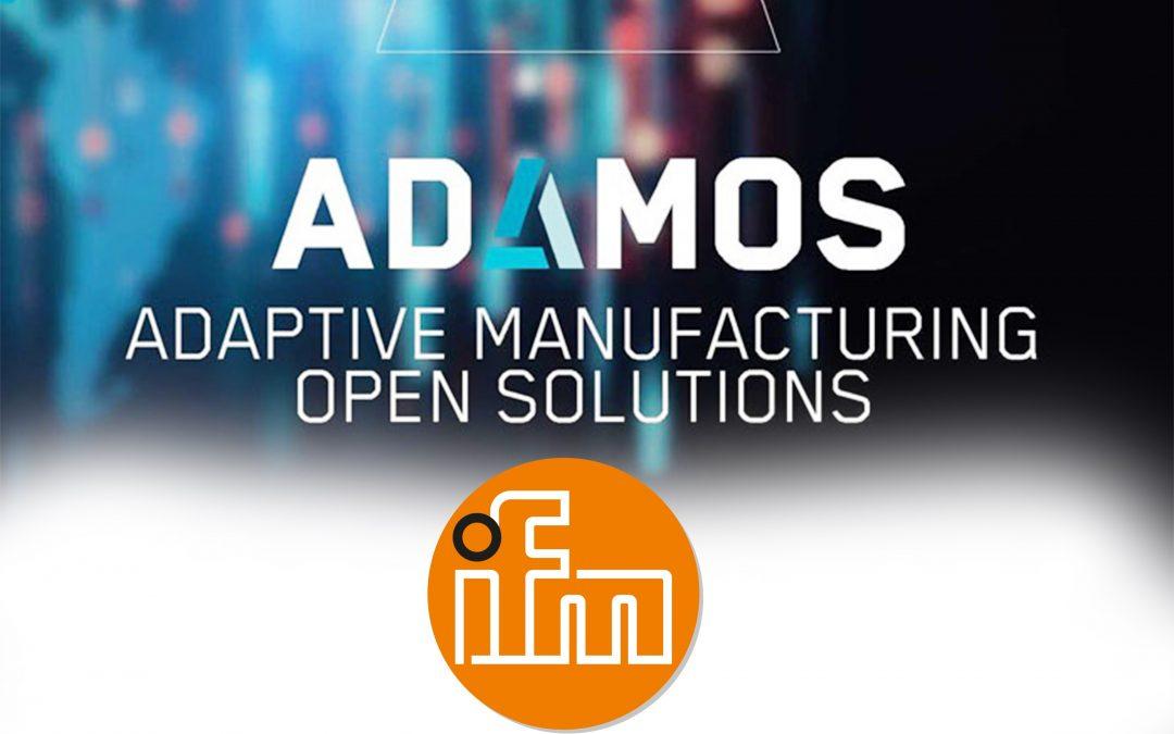IFM ist Mitglied in der Adamos-Allianz