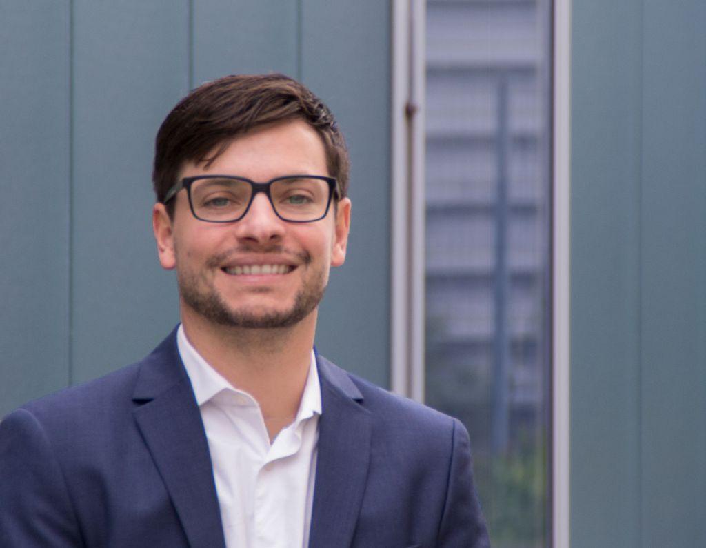 Tassilo Tretter - Geschäftsführer seit 2018.