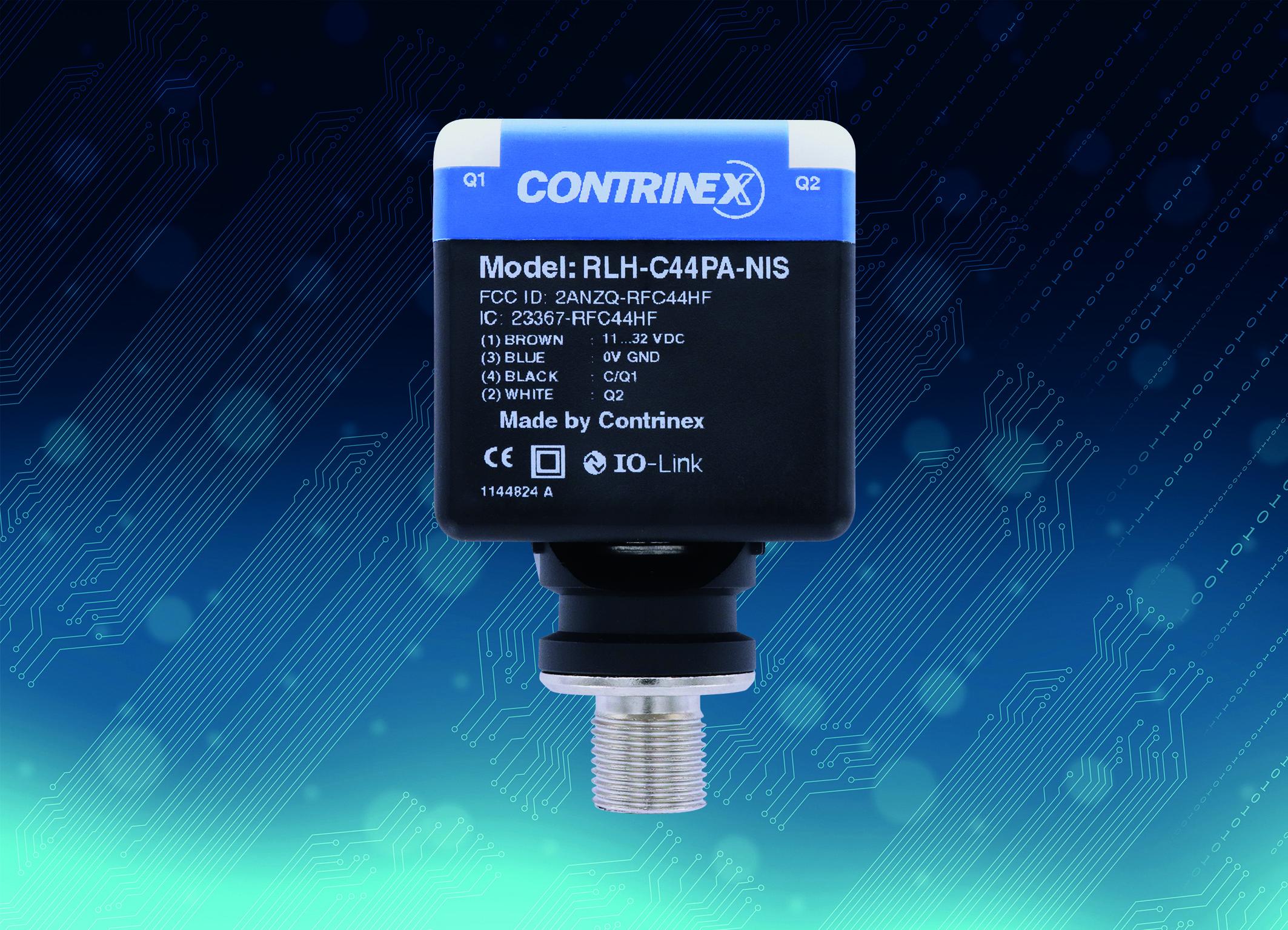 Robuste RFID-Schreib-/Leseköpfe mit IO-Link